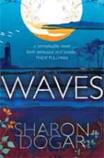 Cover for Waves by Sharon Dogar